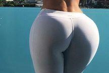 Sexy babes leggings