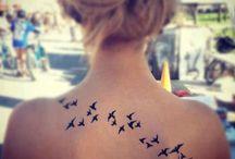 vogels tatoo