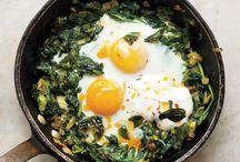 Just Eggs / Recipes for the ever-versatile egg.