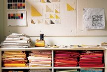 Home - Office/Craft Room / by Jennifer Wyant