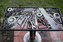 Nigel's welding