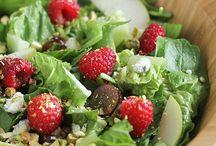 Salad Recipes / My favorite salad recipes.