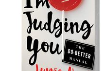 I'm Judging You / Because there are so many things that are side-eye worthy. Also: http://imjudgingyoubook.com
