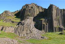 Skály a Hory. / Příroda jako například: horniny, skály, hory a kameny (šutry) :D