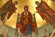 Η Πλατυτέρα των Ουρανών- Our Lady of Heaven