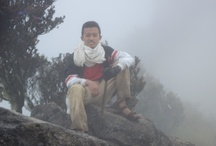 Sumbing Mount / It's our third expedition
