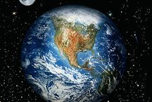 Earth and outer space / by Joel Carr