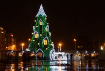 Christmas trees around the World, 2015 / Collection of Christmas trees from all over the World in 2015. Please feel free to join this board as contributor if you know some beautiful Xmas trees which are not on the list yet.