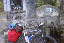 Spain-Portugal solo bike tour / My first long distance travel by bike in my summer vacations 2011