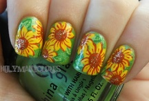 Nail Designs / by Cindy Freeland