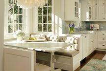 Idea: Dining Rooms
