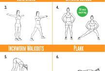 Go Good Guru: Workouts