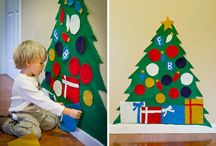 Ideas para Navidad. / Navidad, adornos, etiquetas, ideas de decoración, manualidades