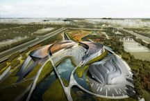 LA-wetland designs / by Marie-Claire MacCrory