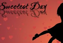 Sweetest Day Facebook Covers / Sweetest Day holiday facebook covers