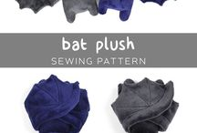 plushie patterns and ideas