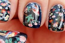 las uñas