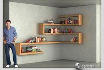 Book rack/ Display unit