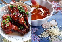 sweet sticky chicken recipes