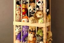 Toy Organisation / by Planning With Kids