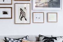 THE WALL OF FRAMES.. / it's all about compromise