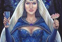 kurt tanrıça