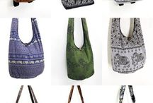Cotton Bags / Our Cotton Bags are Thai Handmade Cotton Fashion Bags, Backpacks, Crossbody Bags, Messenger Bags, Tote Bags, Shoulder Bags, Handbags. All of them made from a top quality fabric & material it's stable and usable that you can take it any everywhere in everyday.