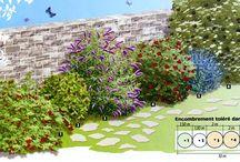 Jardin aménagement