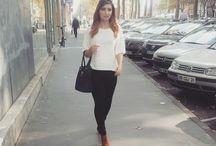 Look du jour / Makeup & Fashion Look