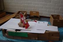 Thema Sinterklaas: hoeken