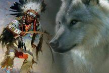 Native American art / Beautiful Native American Art & it's culture..  / by janet pixie