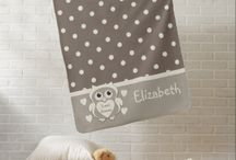 Zazzle ~ Baby Blankets / The snuggle is real thanks to this warm, cozy, and ultra-soft baby blanket