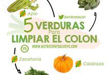 Ideas de comidas para sanar Colón Irritable