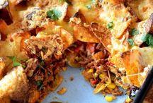nachos uit oven