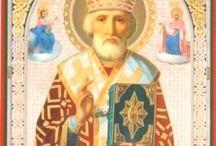 иконы Св. Николая Чудотворца