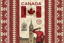 Canada Quilts