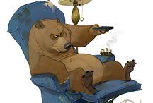 Bear / Il mio totem!