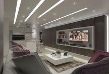 DEPARTAMENTO QUEEN PALACE / Diseño interior