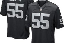 Rolando McClain Black Jersey - Women's & Youth & Men's - Authentic Raiders Jersey / Order a new Rolando McClain elite (authentic), limited (premier), or game (replica) Raiders Nike jersey this season. Available in Men's, Women's, Youth and Kids'. Including Black Team Color, White Away. Make sure it fits by comparing NFL jersey sizes and features! Trust Official Shop for all your officially licensed Nike Rolando McClain jerseys. / by Mckinley Treisch