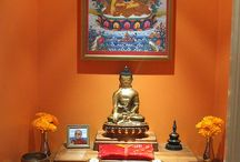Buddhism shrine ideas / by Joshua Seabolt