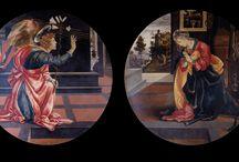 Vroege Renaissance ~ Filippino Lippi / ca. 1457 Prato - 1504 Florence. Zoon van Fra Filippo Lippi. Leerling van Sandro Botticelli in Florence.