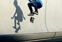 Skateboarding / by 7sky Magazine