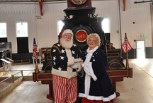 Holiday Festival of Train & Toys 2012