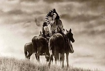 AMERICAN INDIAN / by Anne Gee