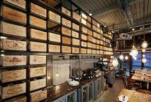 TAPAS BAR INTERIOR / Tapas Bar Interior