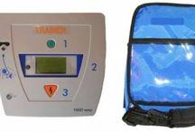 Défibrillateur de formation / Defibrillateur de formation DEA DSA - Défibrillateur d'entraînement