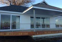 Liquid Living Houseboats / Houseboat living on the Vaal River