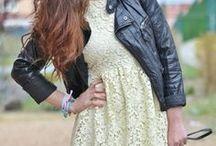 Fashion Dresses inspiration / Vestidos