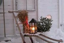 Jul på hytta