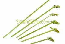 Unique Skewers and Party Picks